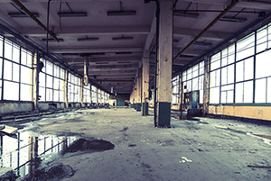 Warehouse Renovation Potential with AC•Tech Oil Buster System