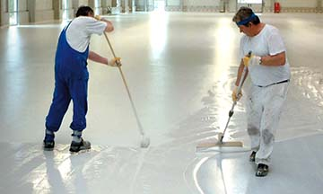 ACTech Epoxy Resins Give Good Coverage and Consistent Results