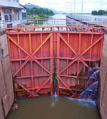 AC•Tech AB-COR™ Offers a Cost-Effective, Low Maintenance Solution For Dams and Dry Docks